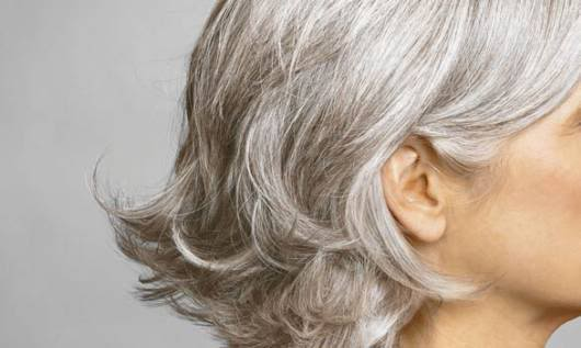 Graying Hair: Causes, Symptoms and Remedies