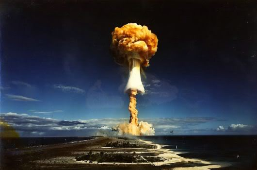 10 Nuclear Bomb Explosions Pictures