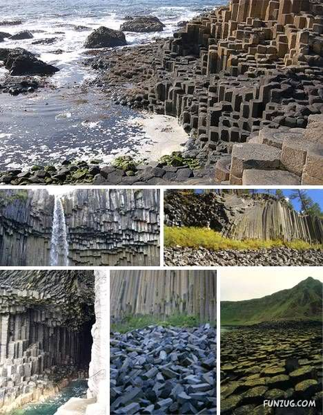 Top 7 Wonders of the Natural World