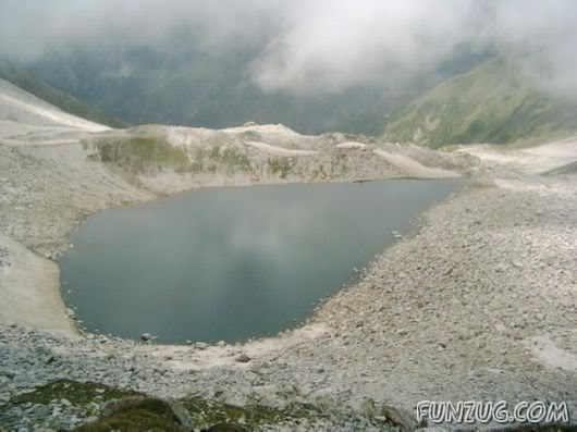 Nature Beauty: The Aansoo Lake