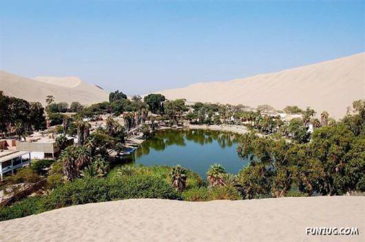 20 Most Incredible Desert Oases