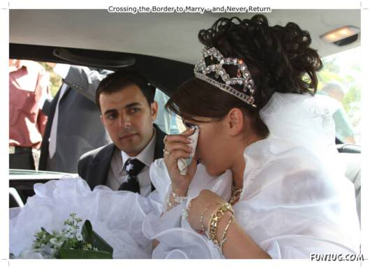 Crossing the Border to Marry and Never Return (Story)